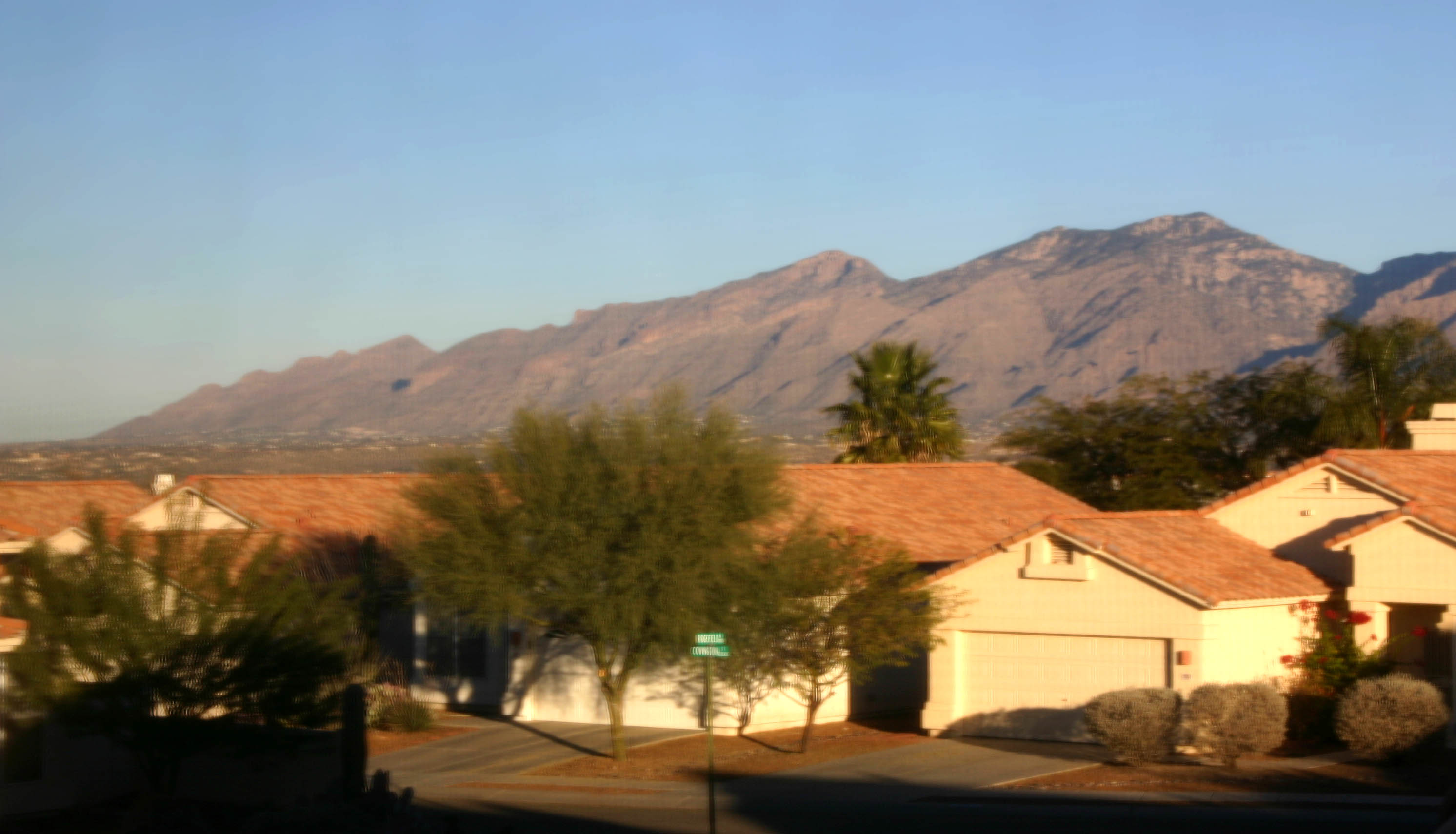 Picture of: Santa Catalina Mountains Wikipedia