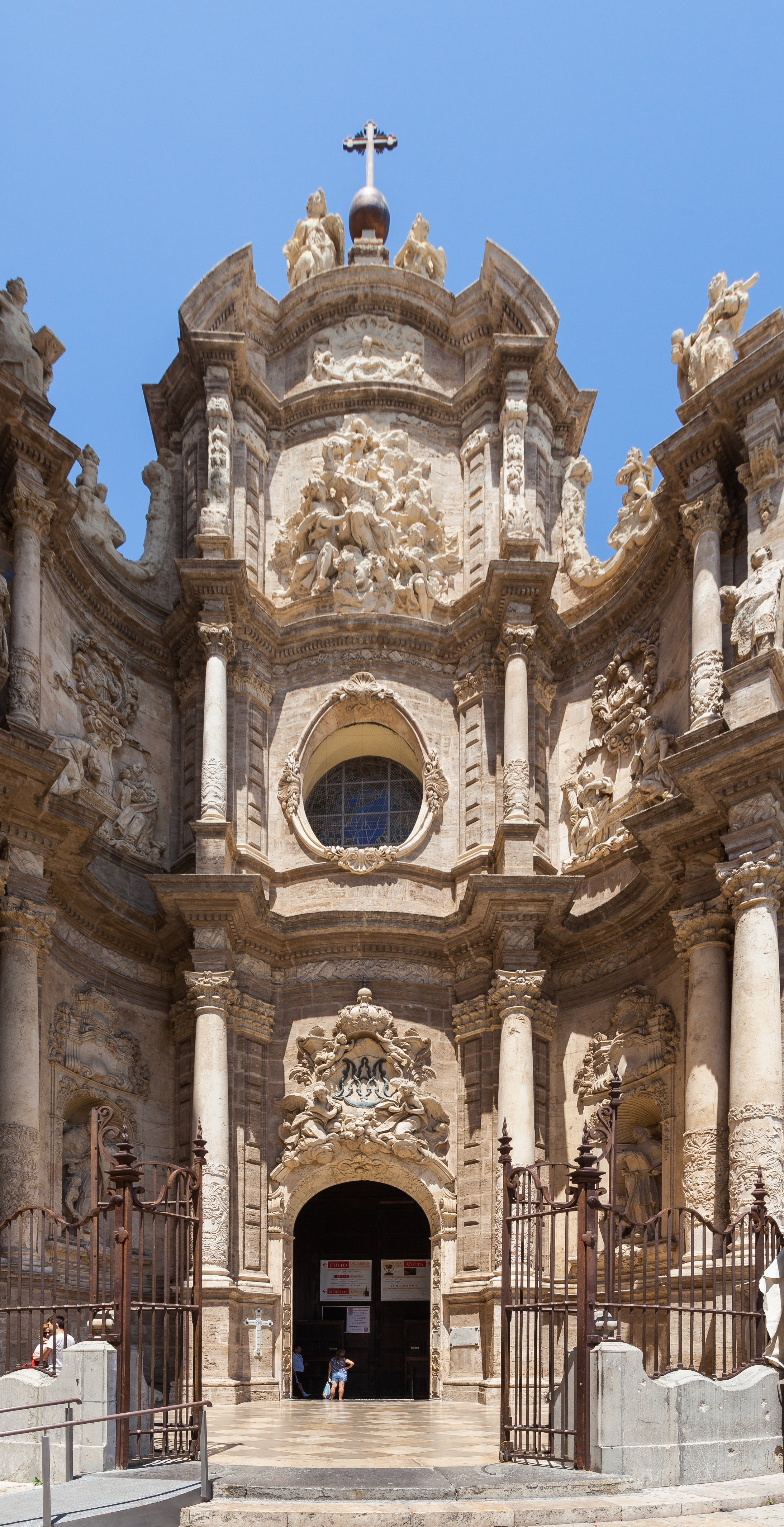 File:Catedral de Valencia, Valencia, España, 2014-06-30, DD 144.JPG - Wikimed...