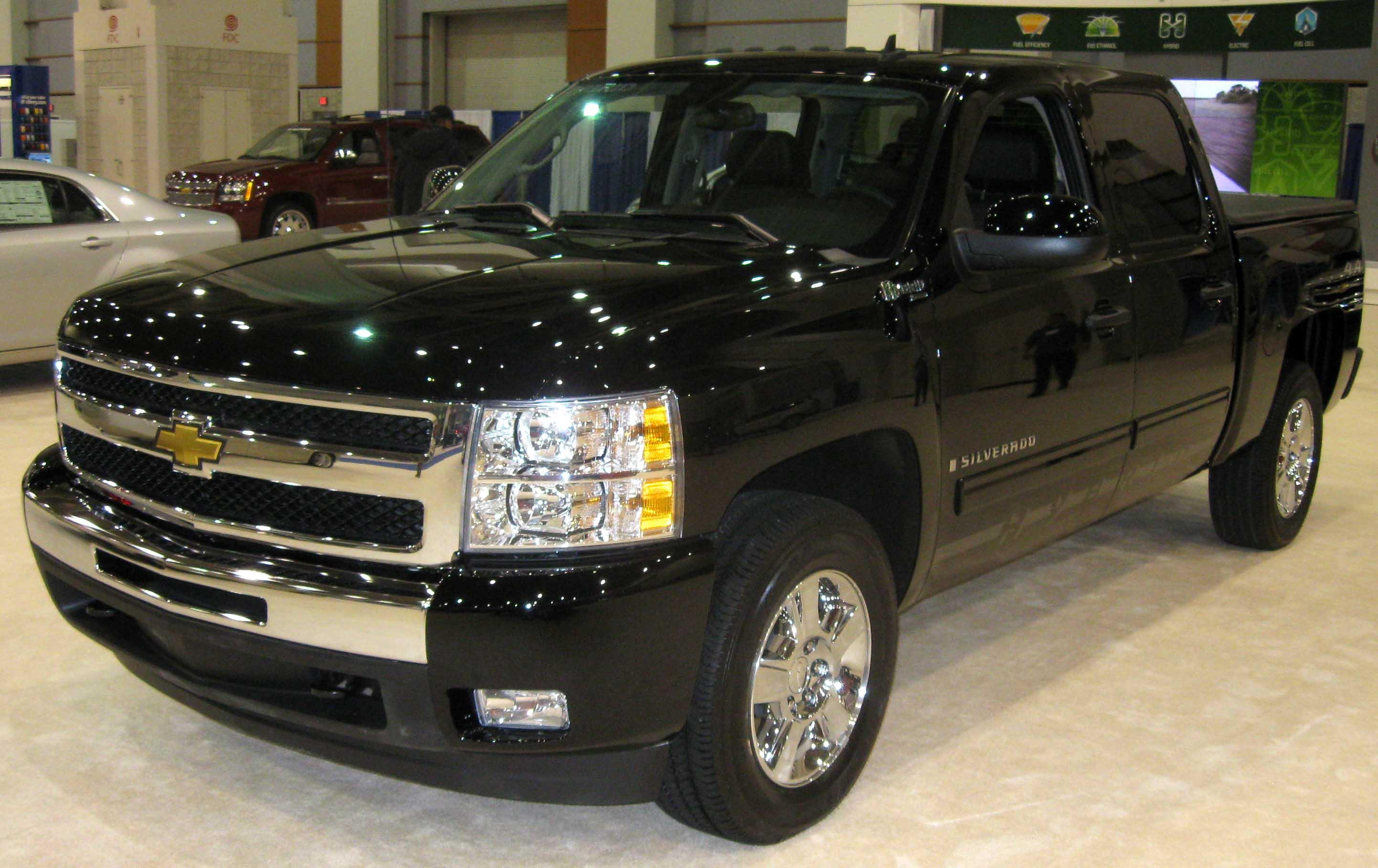 2013 Chevrolet Silverado - GM Canada |.