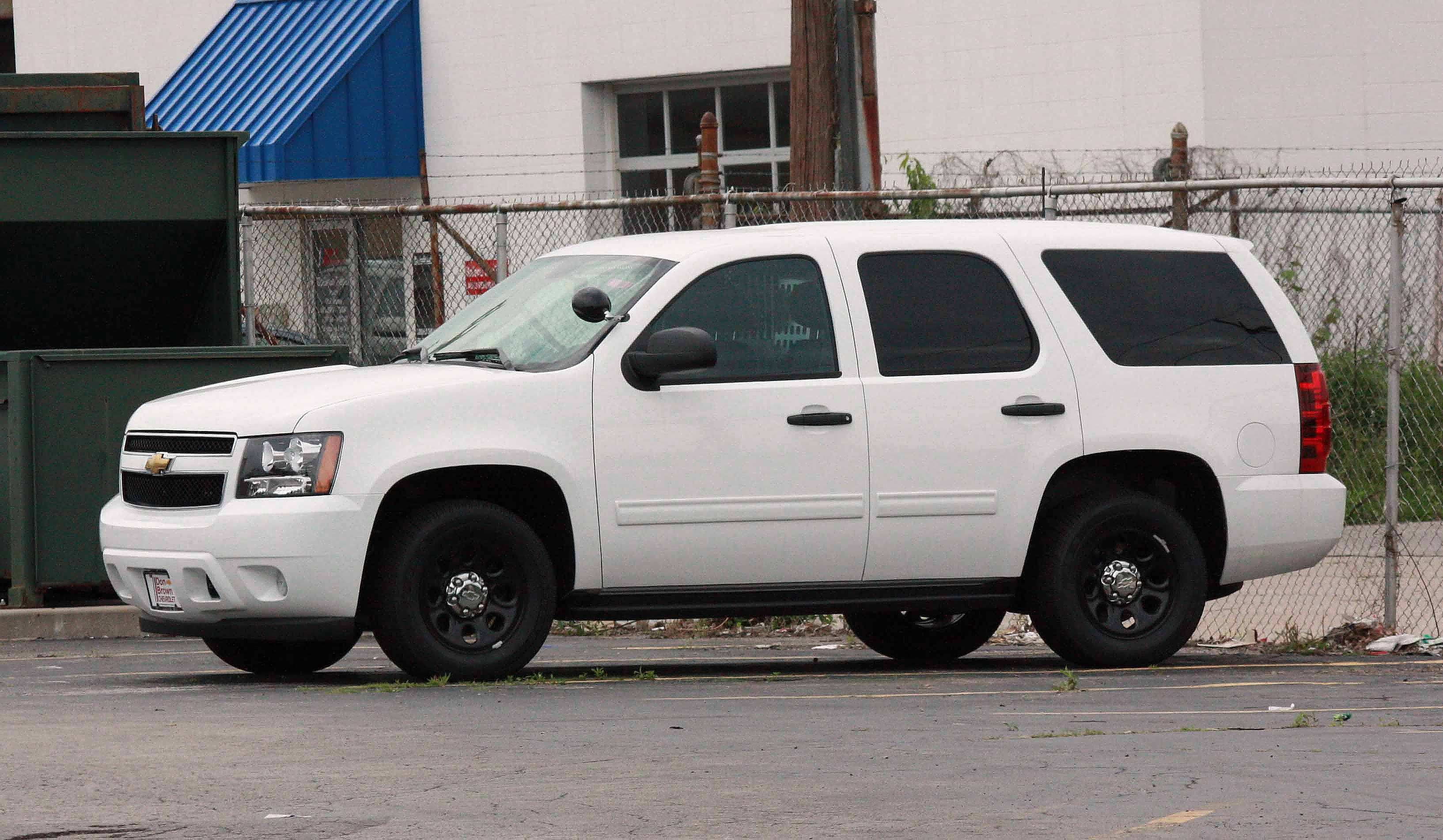 Chevy tahoe police package specifications autos post