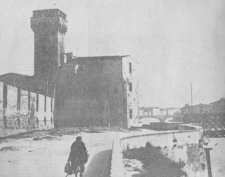 Torre Distrutta Villa Orlando