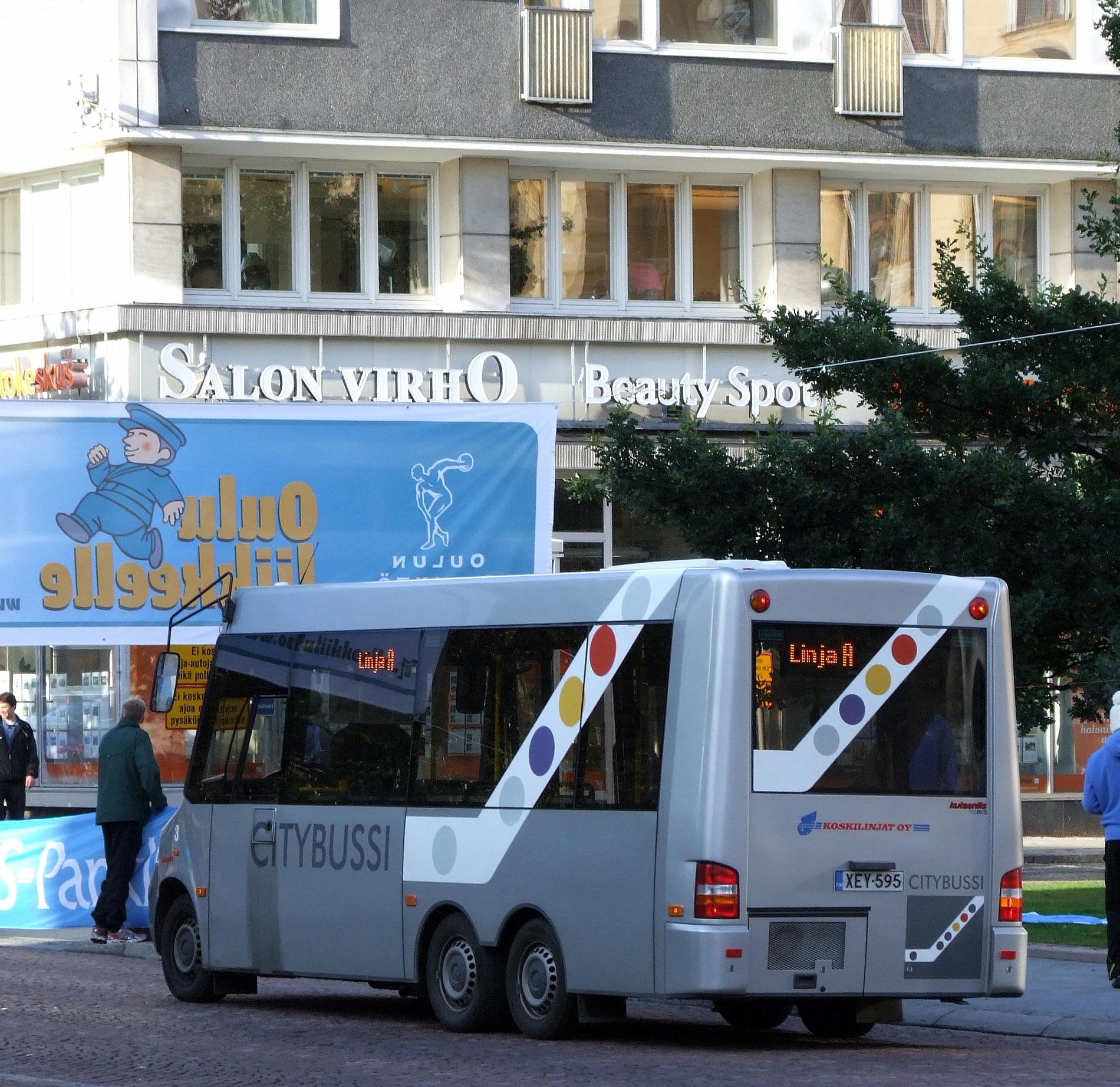 Oulu Citybussi