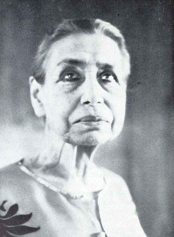 Mirra Alfassa - Wikipedia
