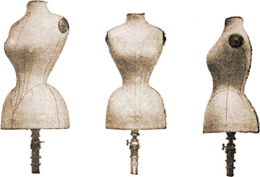 Fashion Dress Form Mannequin