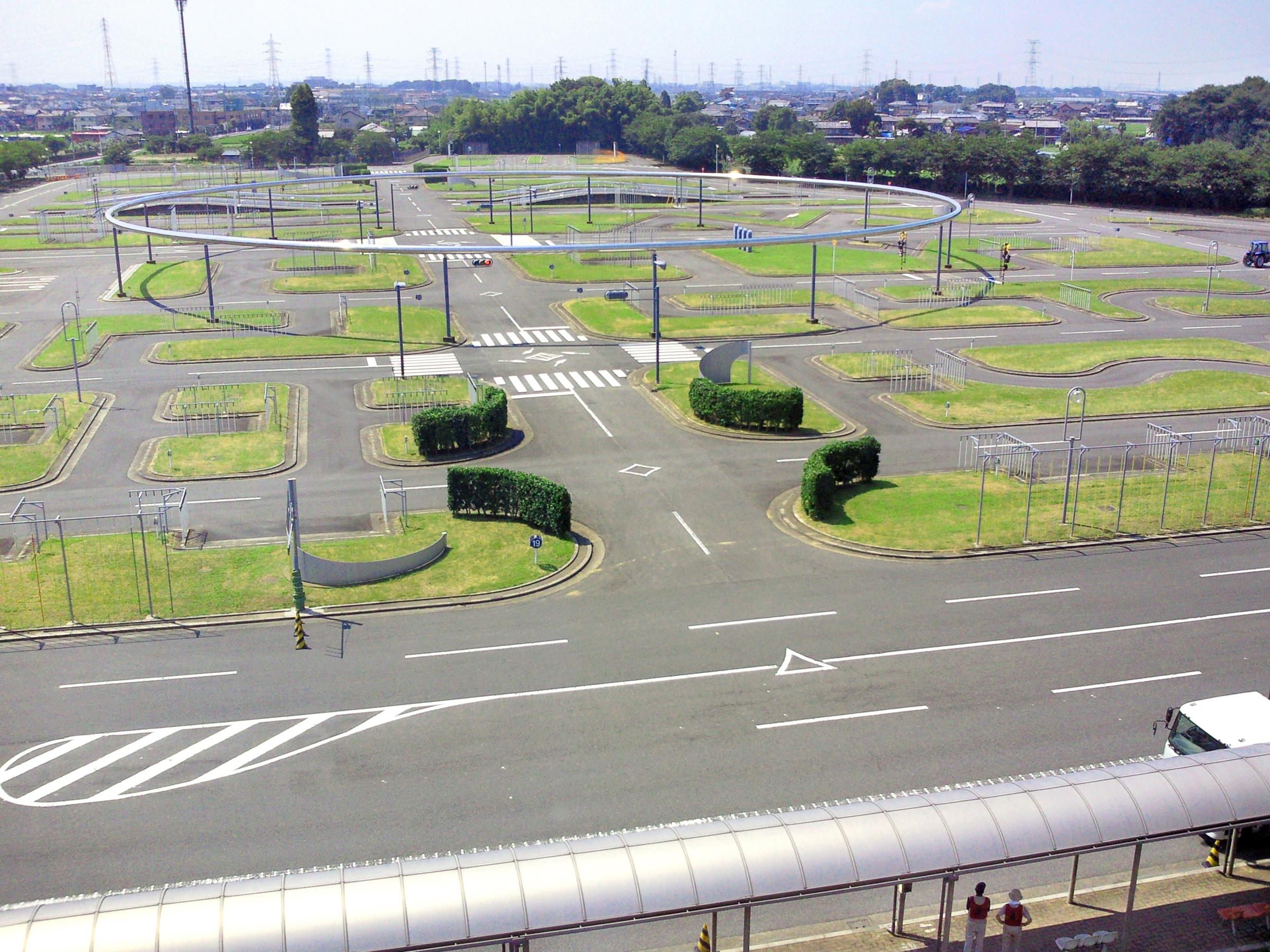 Photo License Center >> File Driving Test Course Saitama Prefectural Driver S License
