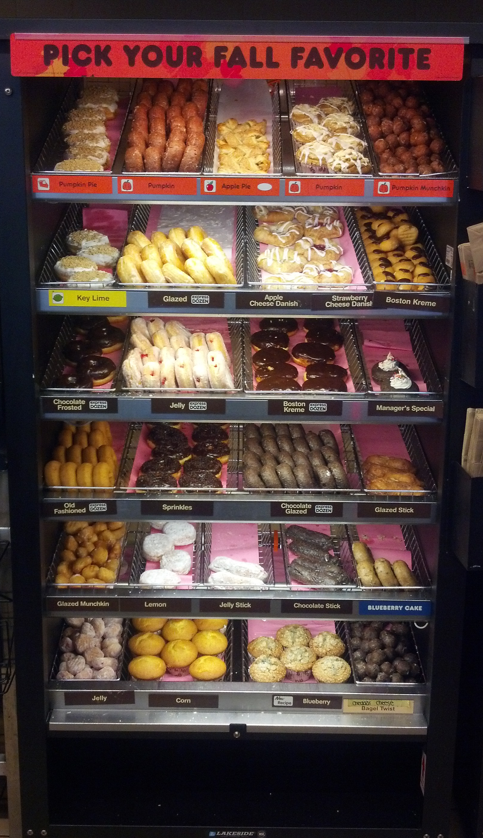 market segment dunkin donuts indonesia Since then, dunkin' donuts indonesia is determined to fulfill its goal to strengthen   donuts is regularly opening dozens of store in order to expand the market.
