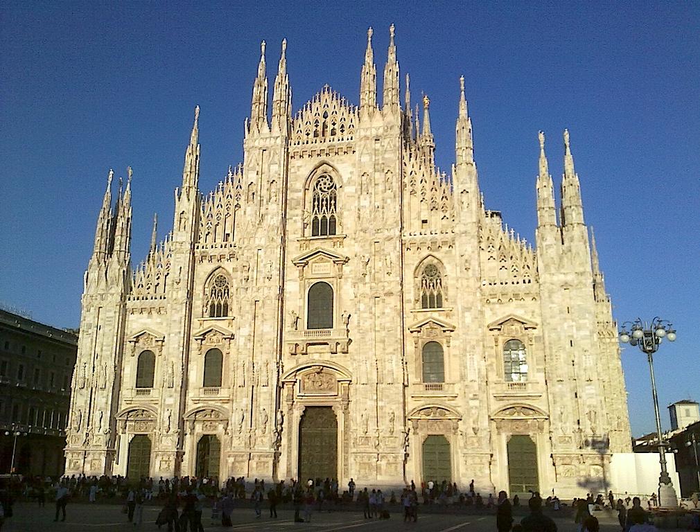 Duomo di milano vikipedi for Arquitectura 7 bellas artes