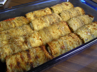 Image result for Eggplant Rollatini