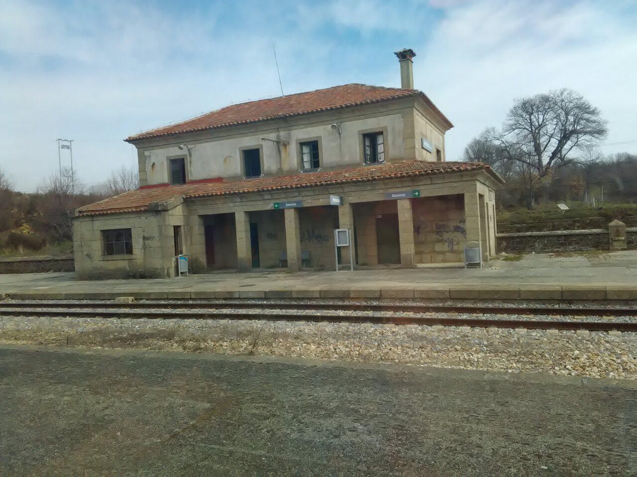 Estación de Pedralba