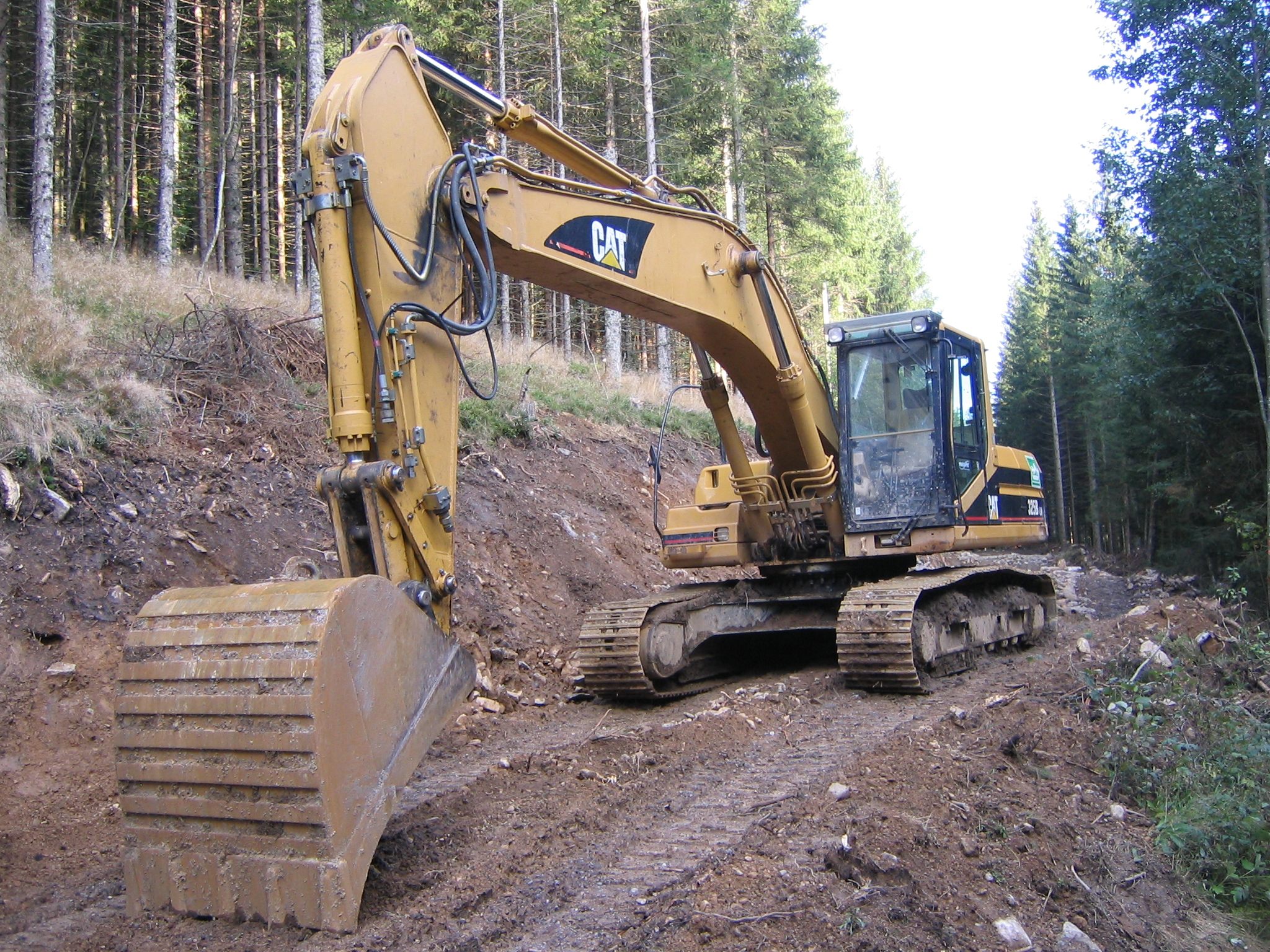 Cat  Excavator For Sale