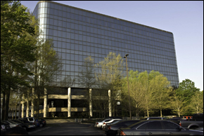 FBI Atlanta Field Office building in Georgia, United States