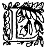 Fancy Letter L Surrounded by Leaves.png