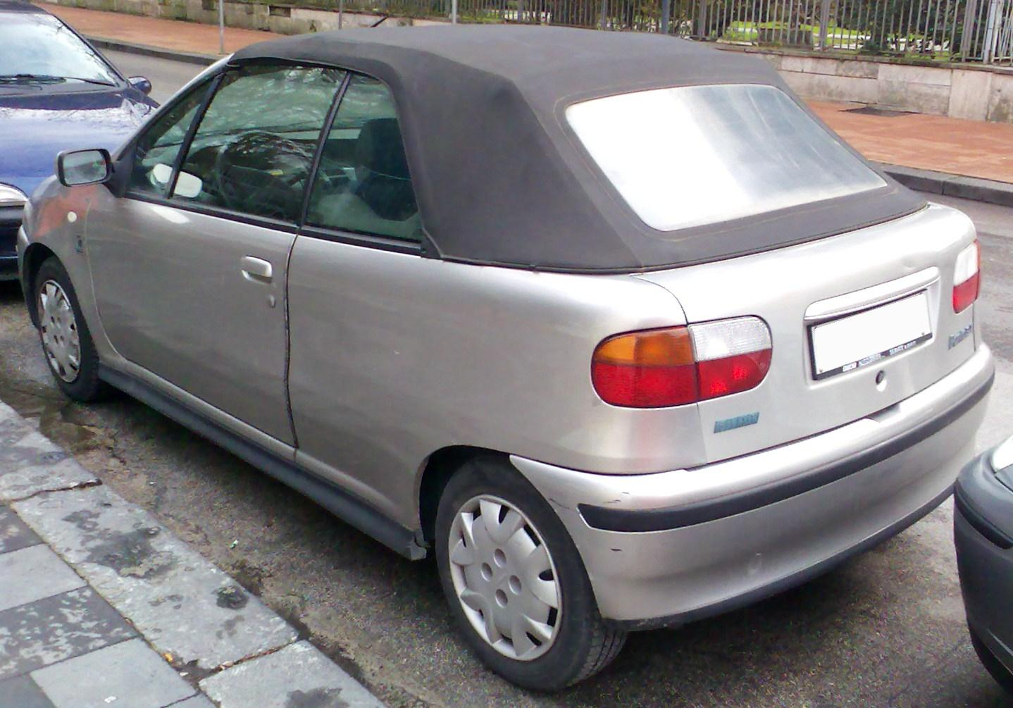 File Fiat Punto Cabrio 2 on mk1 cabriolet