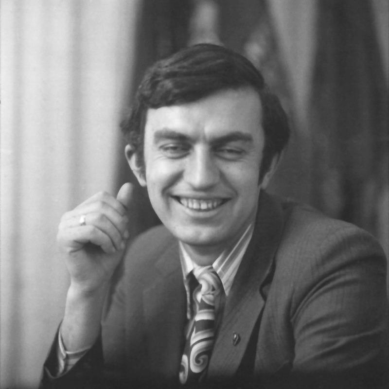 Gheorghe Duca in 1970
