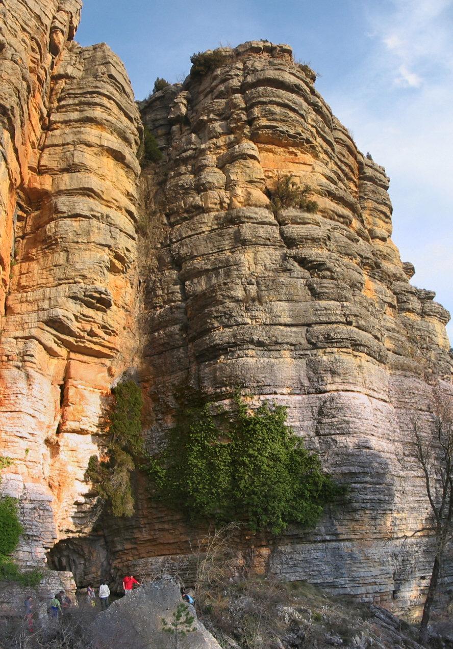 Roca sedimentaria wikipedia la enciclopedia libre for Roca definicion