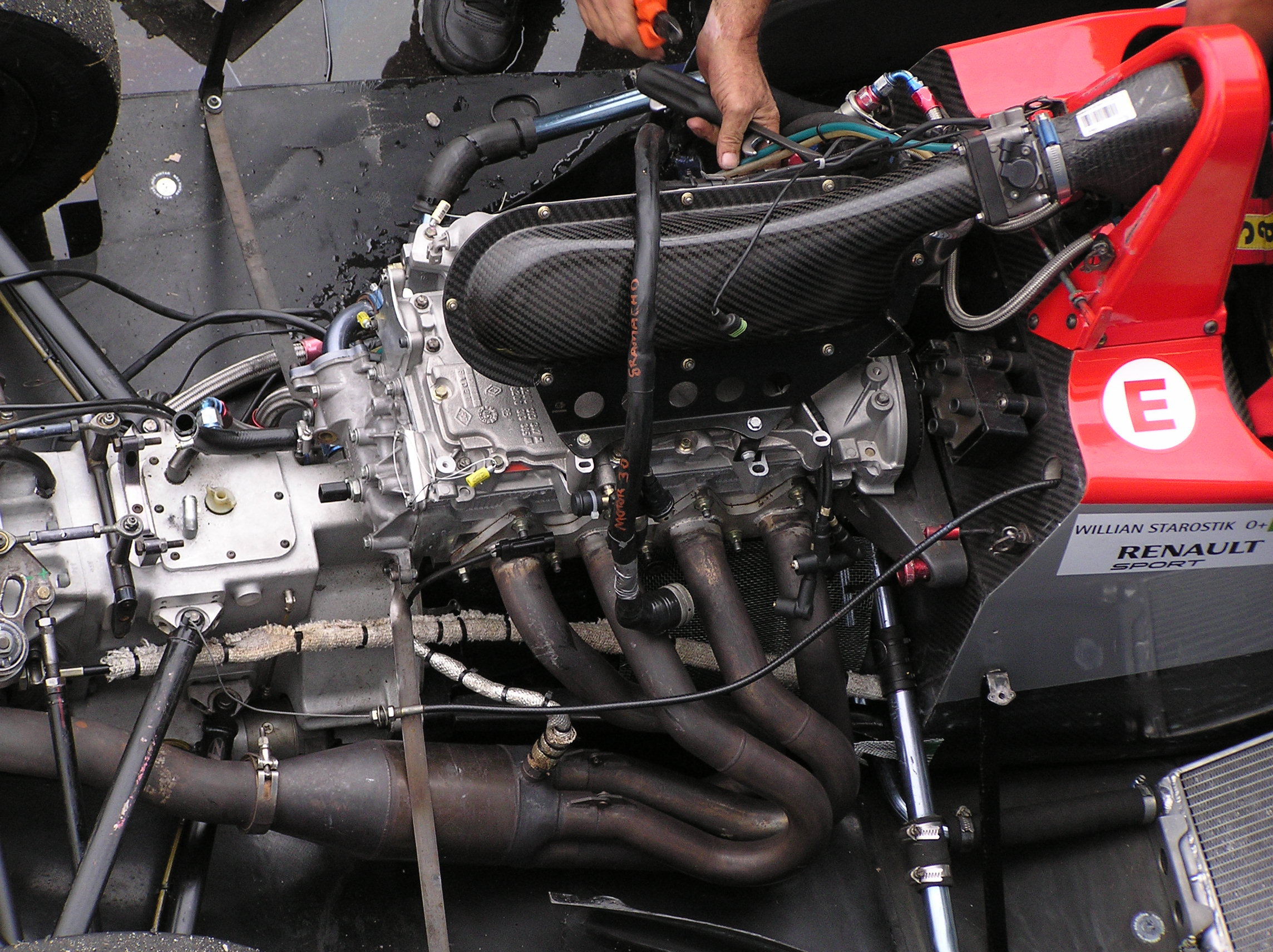 Legend Race Cars Engine Size