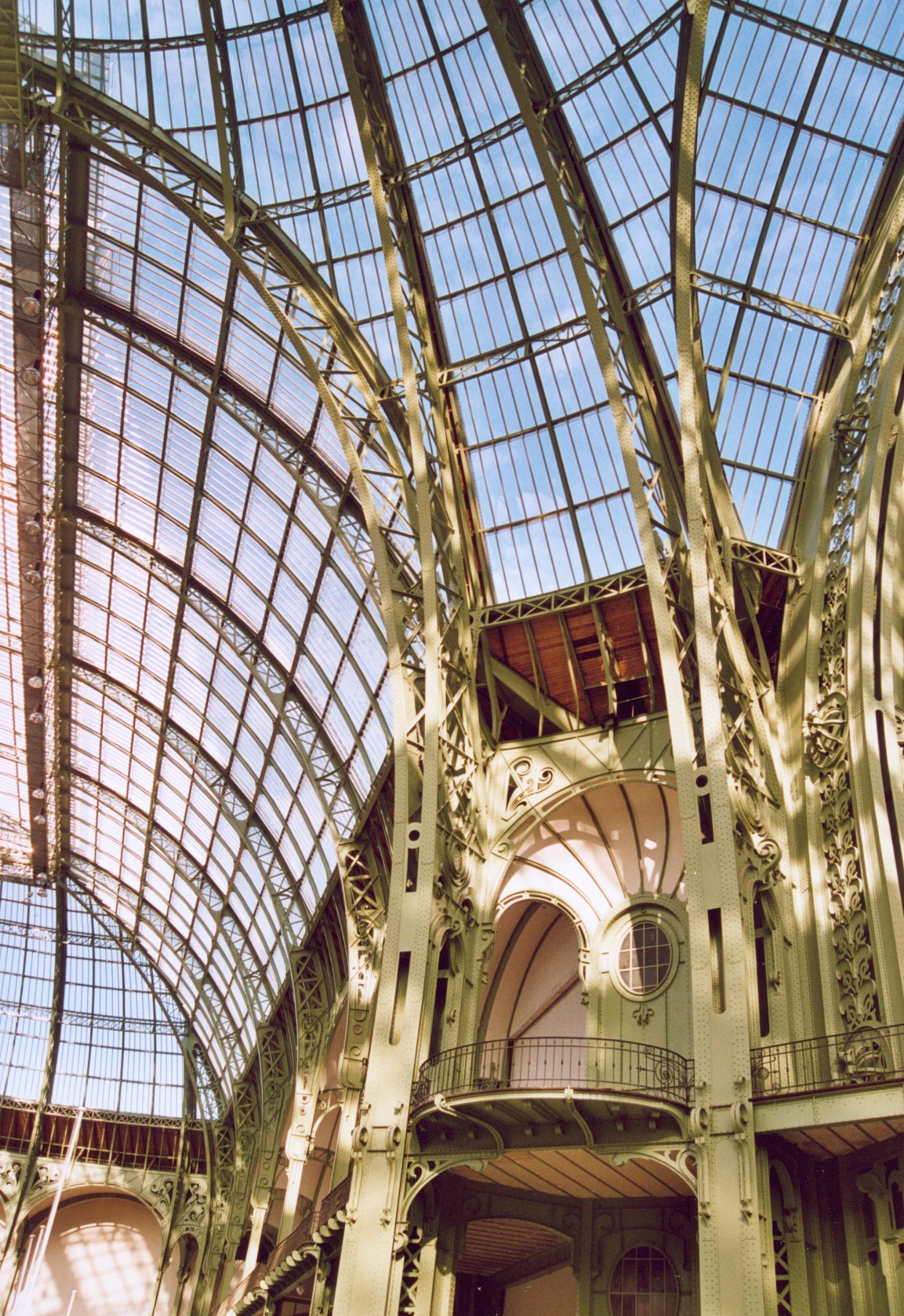 File france paris grand palais interieur for Interieur frans