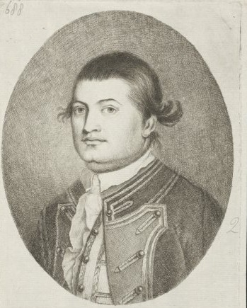 Major Francis Grose, who commanded the regiment in its early years Francis Grose.jpg