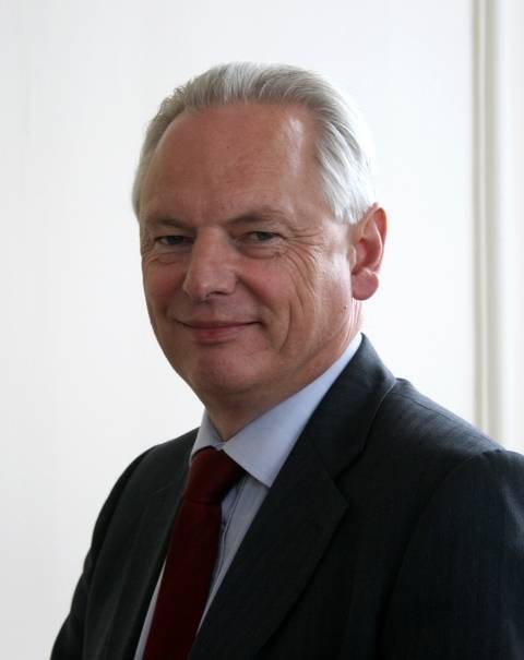 English: Francis Maude MP, Minister for the Ca...