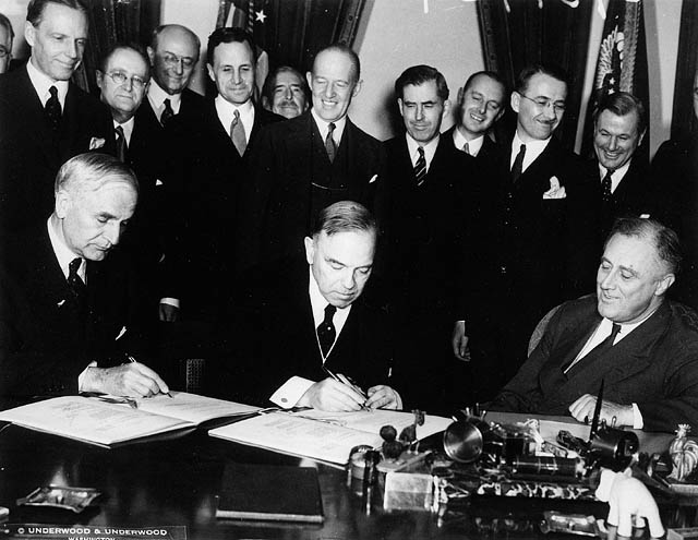 Cordell Hull: The hero of peace behind the scene Essay