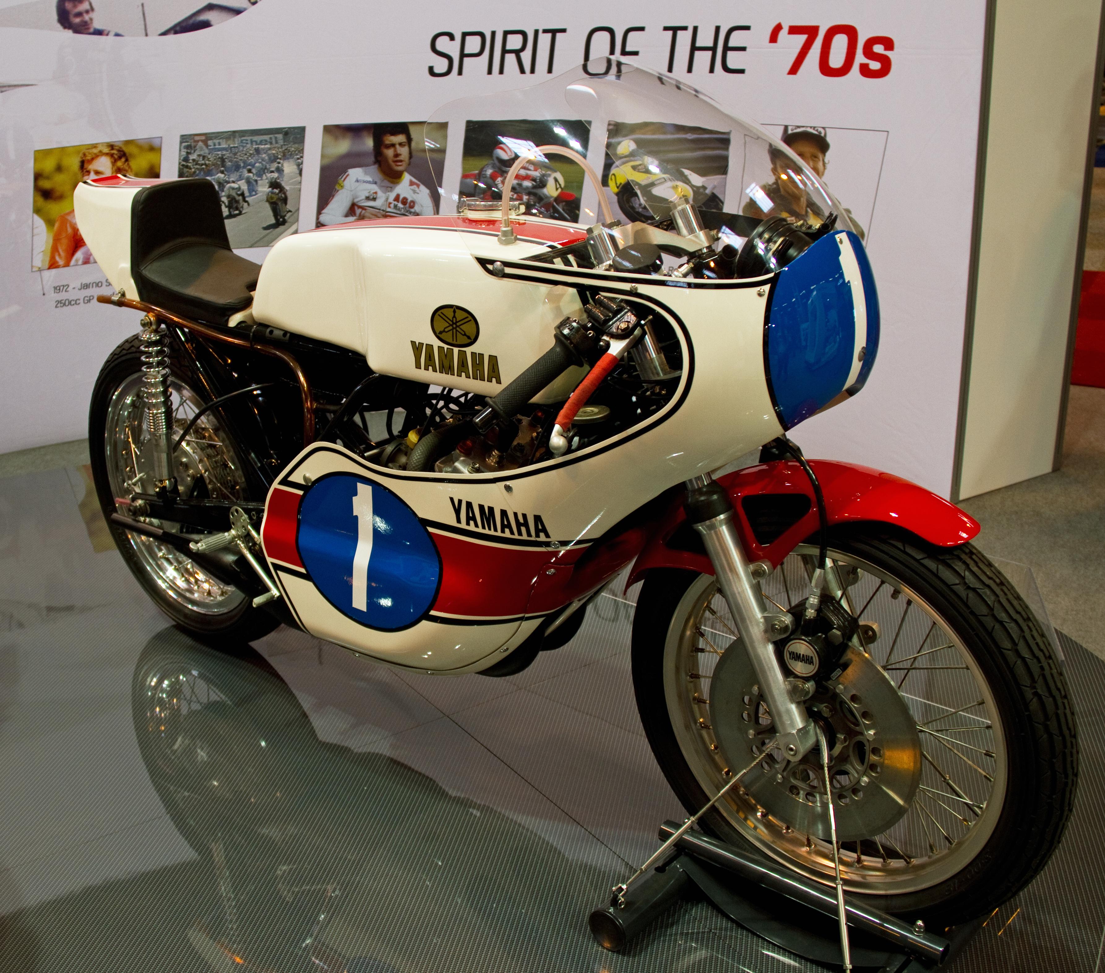 Yamaha Td Frame