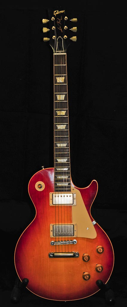 gibson serial numbers 6 digit