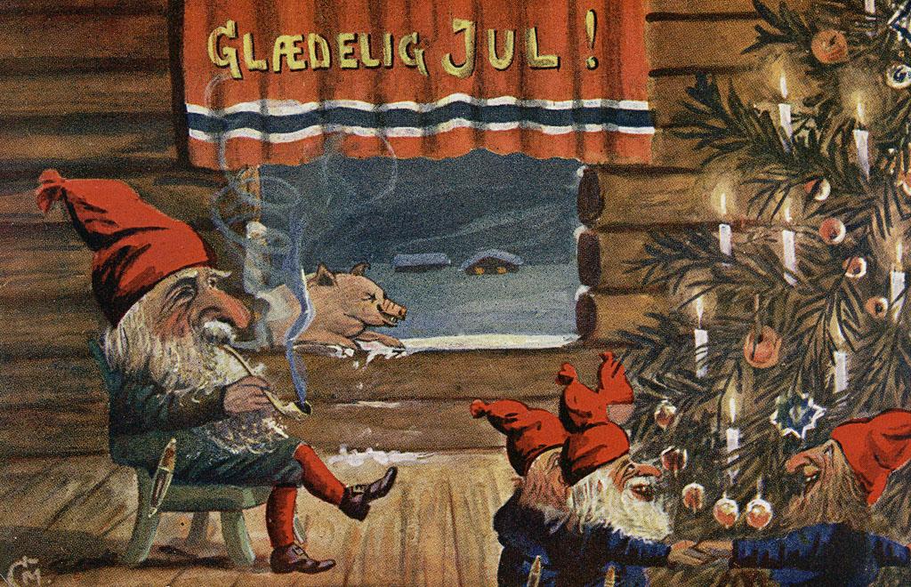 Norwegian Christmas Decorations Uk