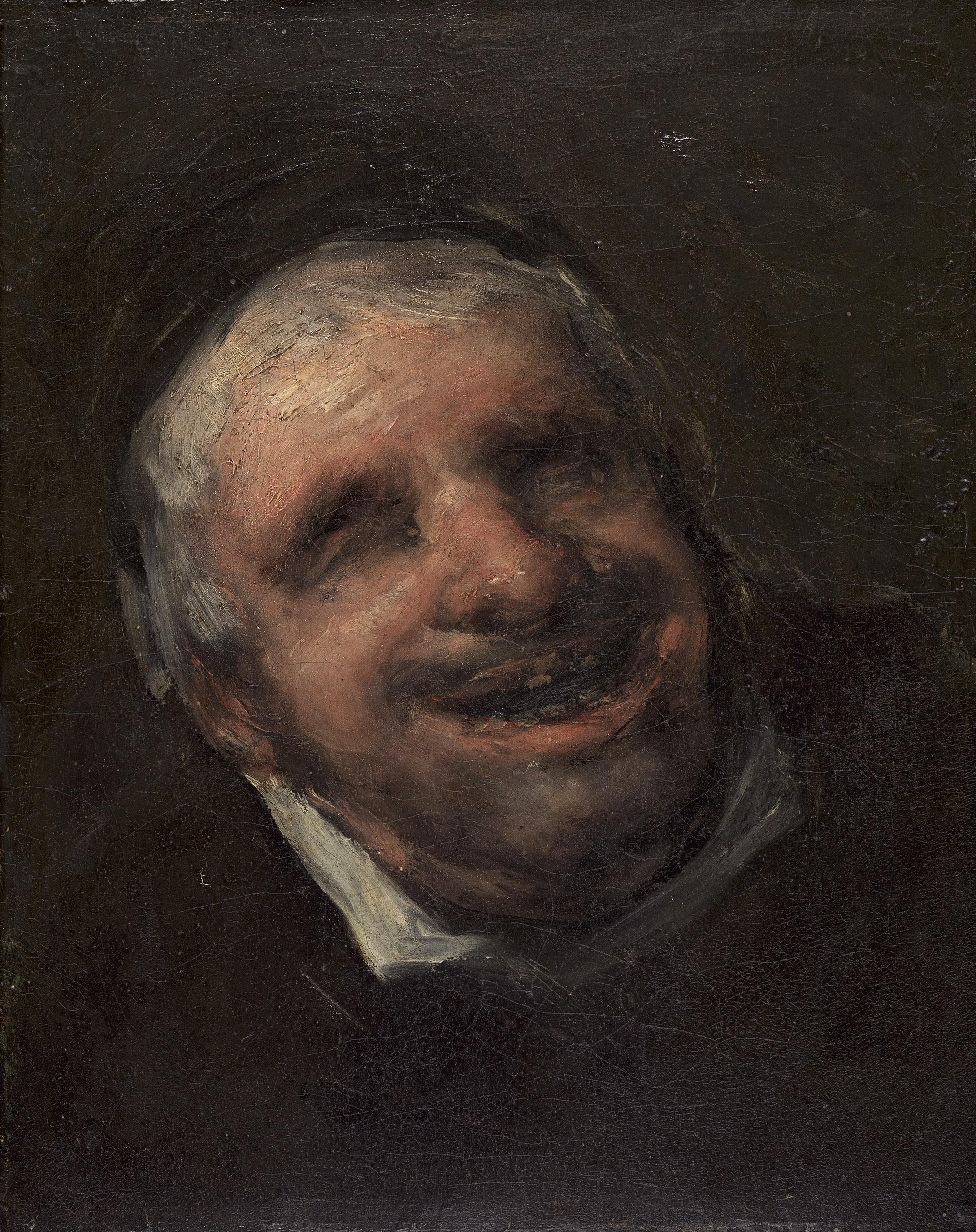Francisco De Goya Black Paintings