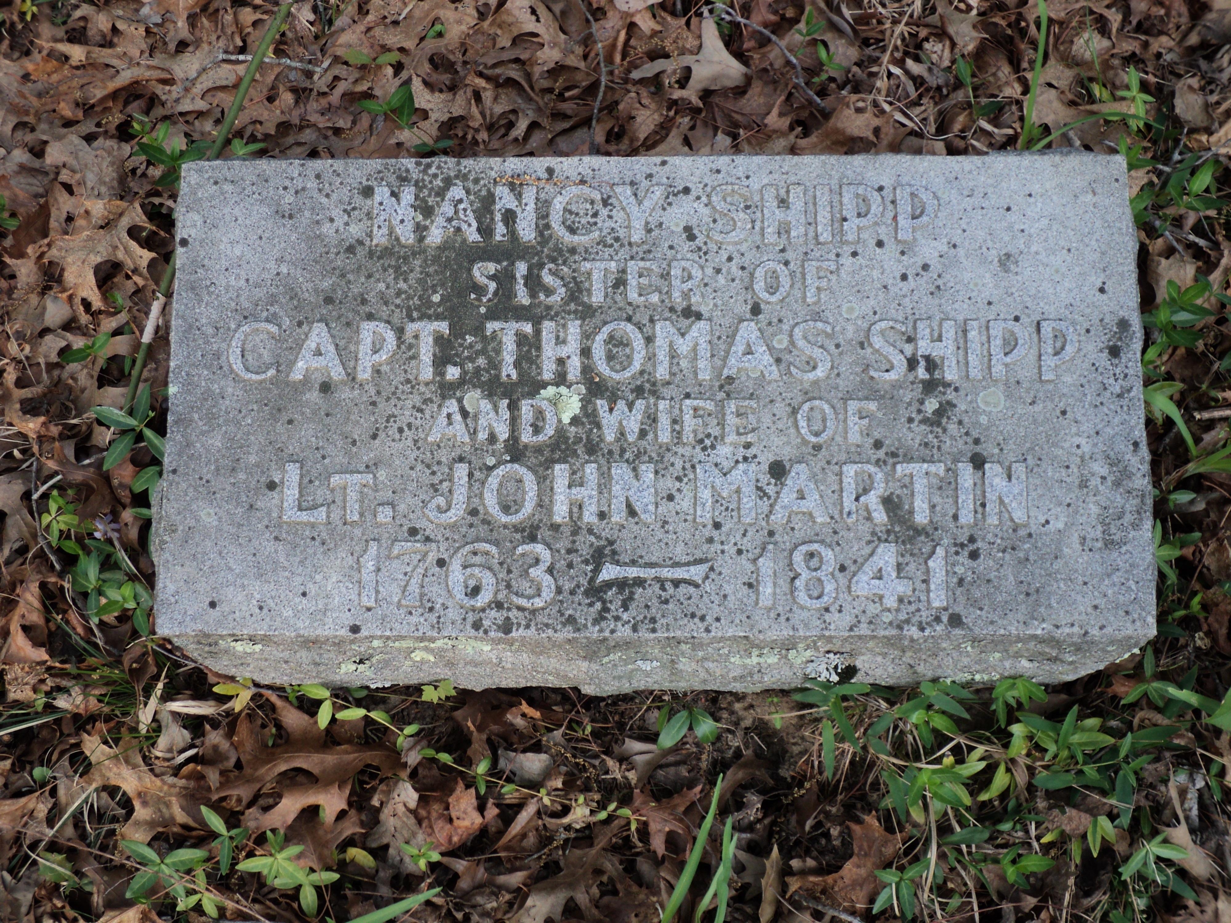 File:Gravestone Nancy Shipp Martin Rock House Stokes County.JPGbalance of stokes county