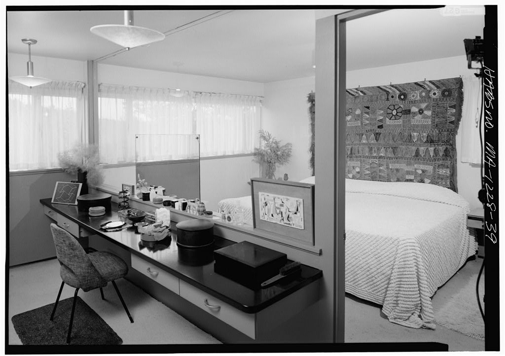 File Gropius House Dressing Room Second Floor Habs Mass