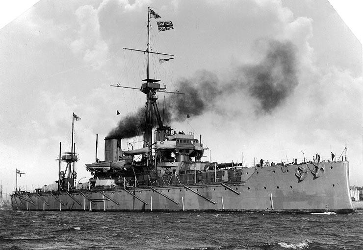 ドレッドノート (戦艦)の画像 p1_19
