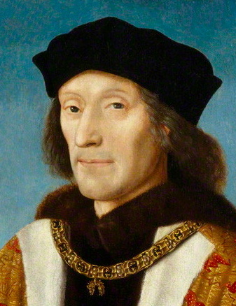 Henry Tudor, later King Henry VII