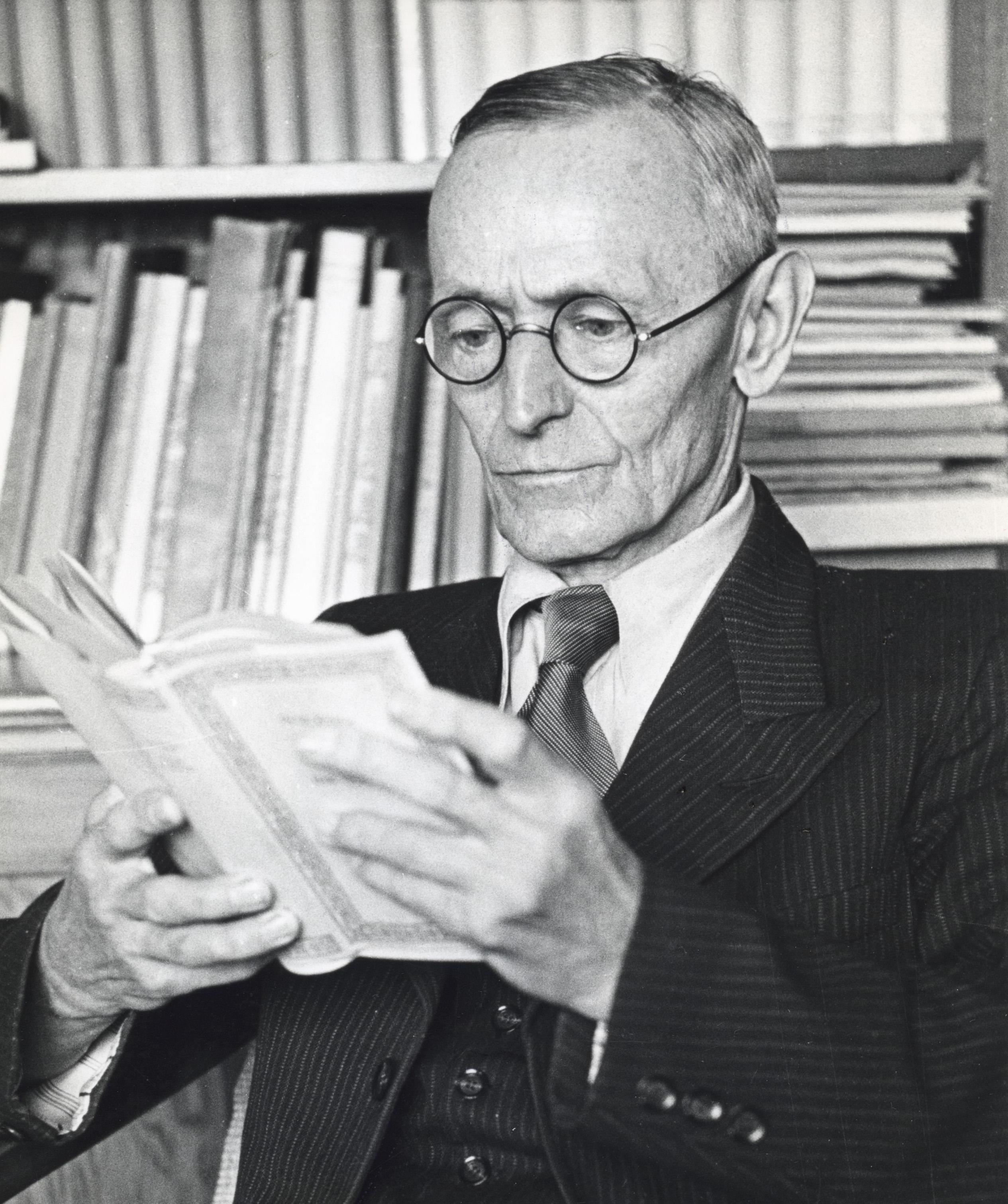 Veja o que saiu no Migalhas sobre Hermann Hesse