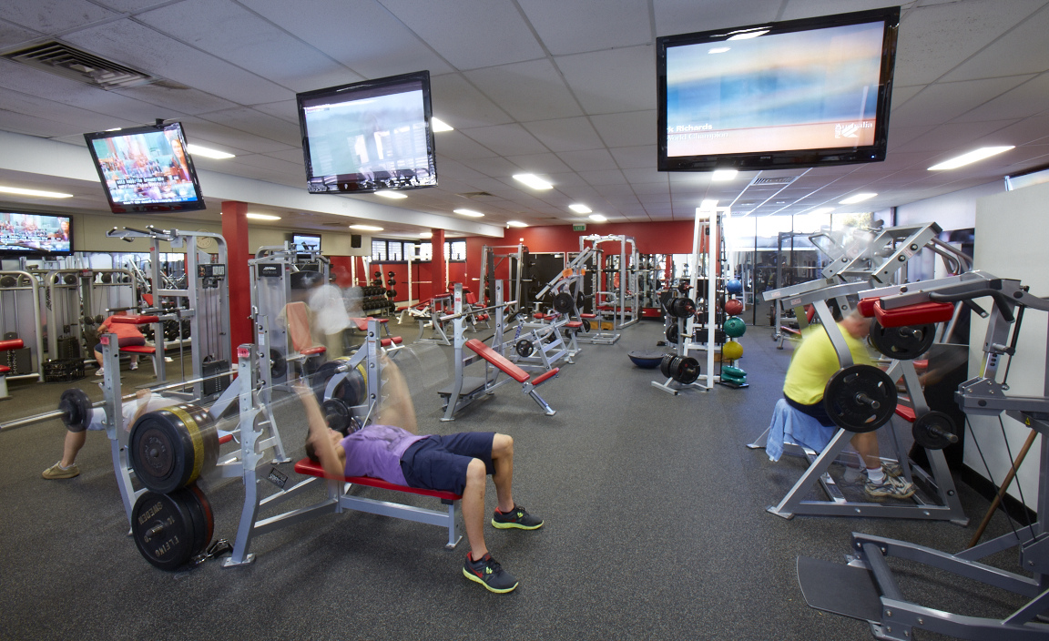 Gyms With A Sauna In Fort Walton Beach Flordia