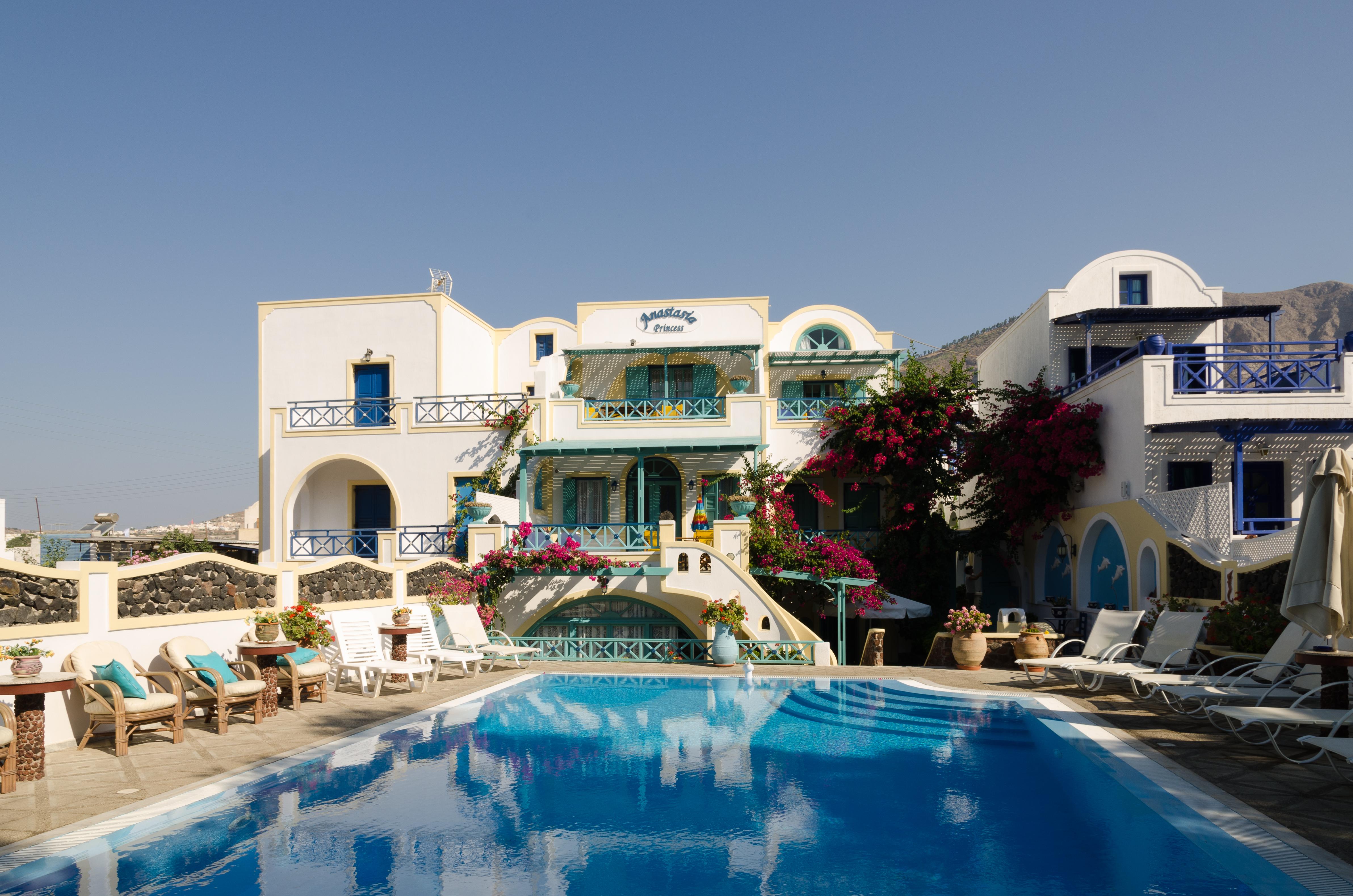 Hotel Santorin  Etoiles