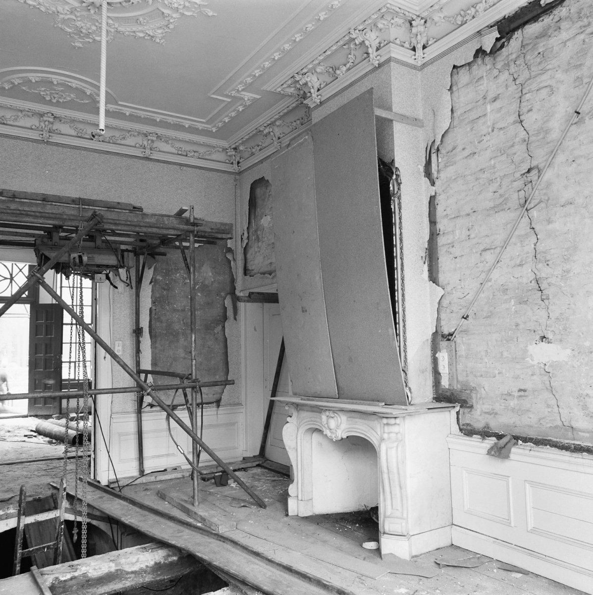 File interieur rechter kamer boven kelder dalfsen for Kamer interieur