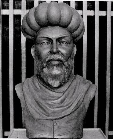 Ibn Al Nafis statue