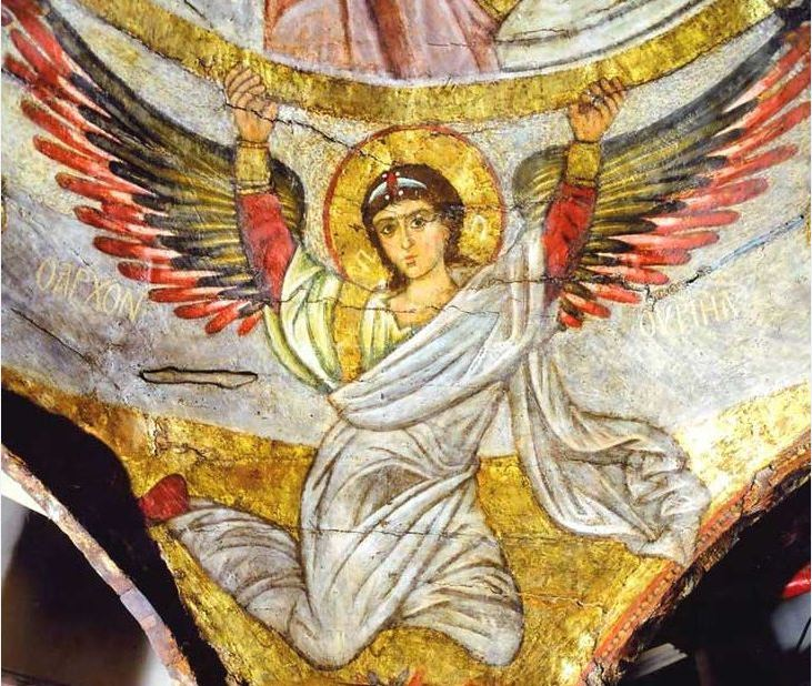 Image Result For Mary And Angel
