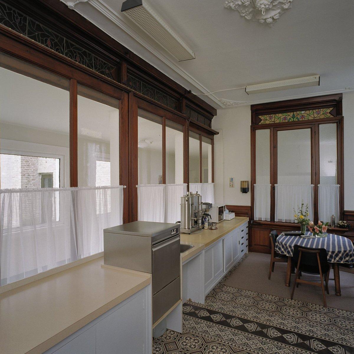 file interieur villa overzicht keuken asten 20344004