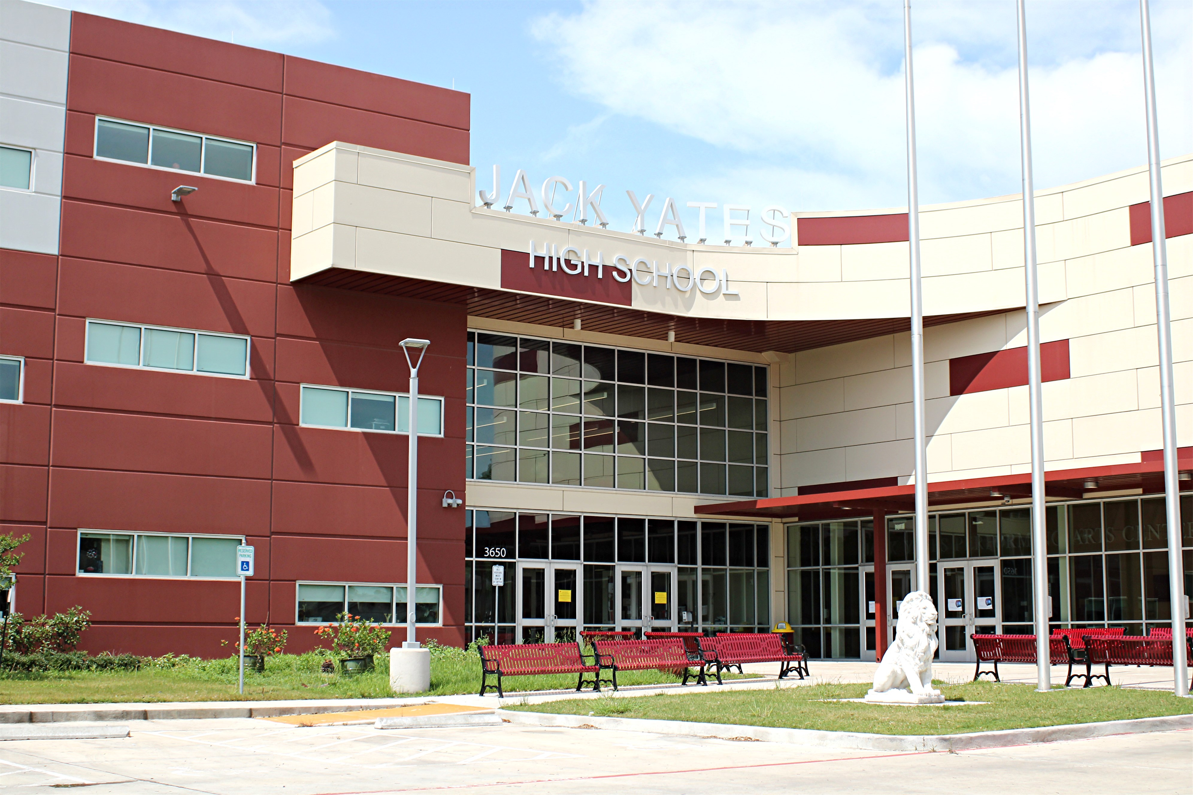 Yates High School Wikipedia