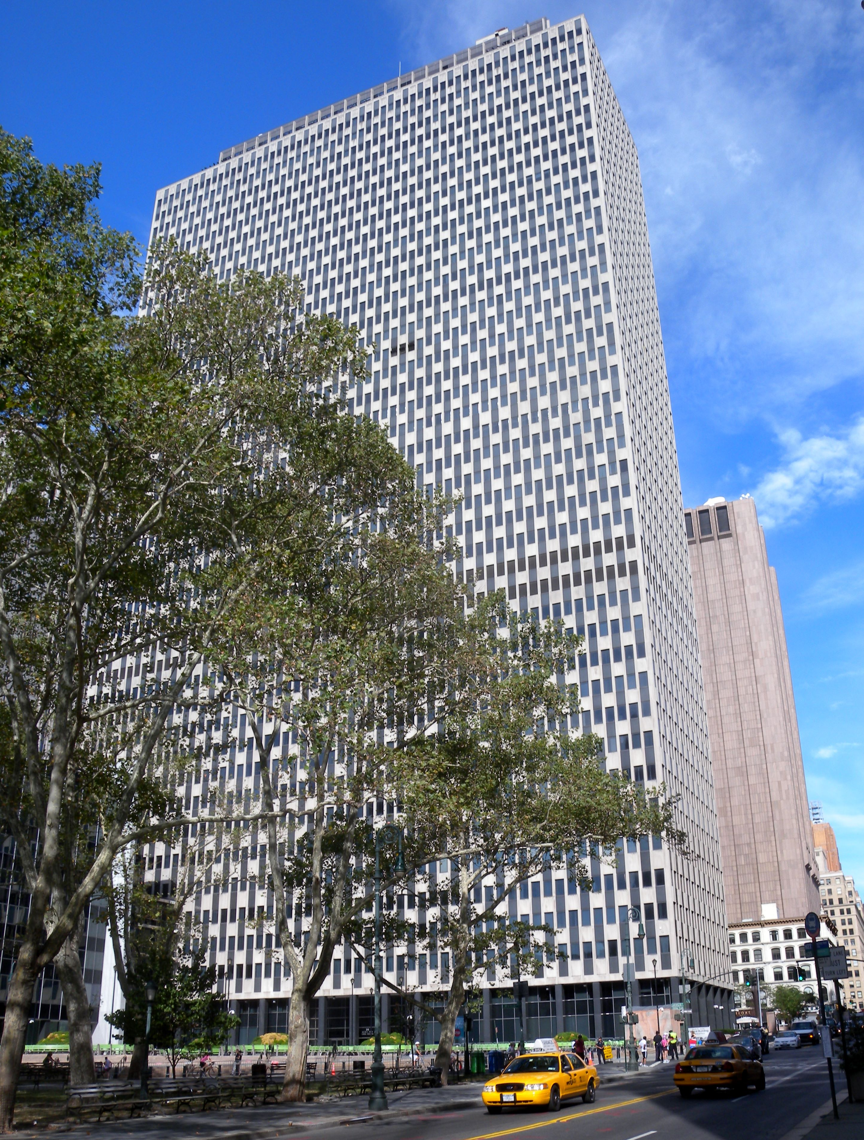 Federal Building Services : Jacob k javits federal building new york roadtrippers