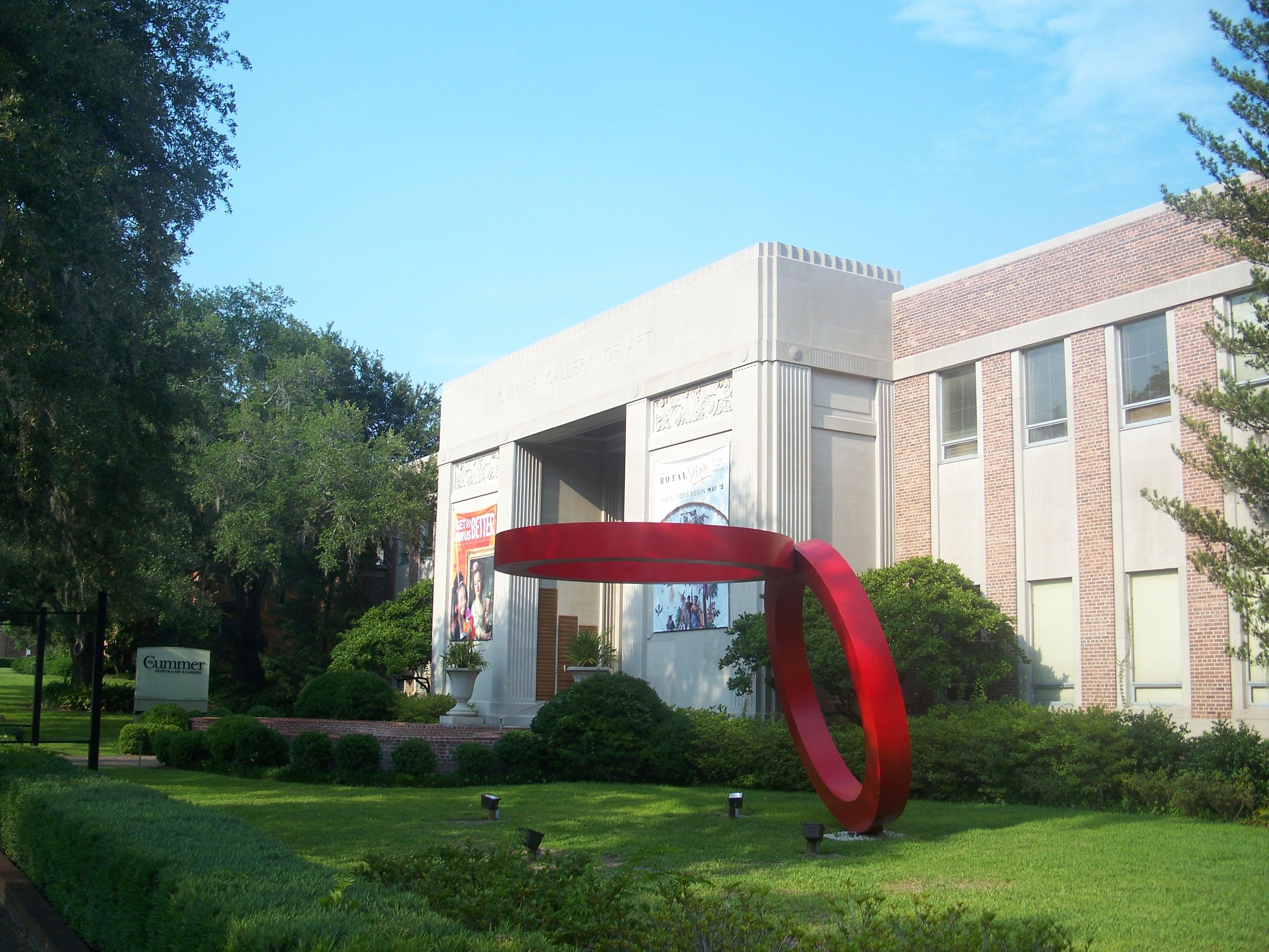 cummer museum visit