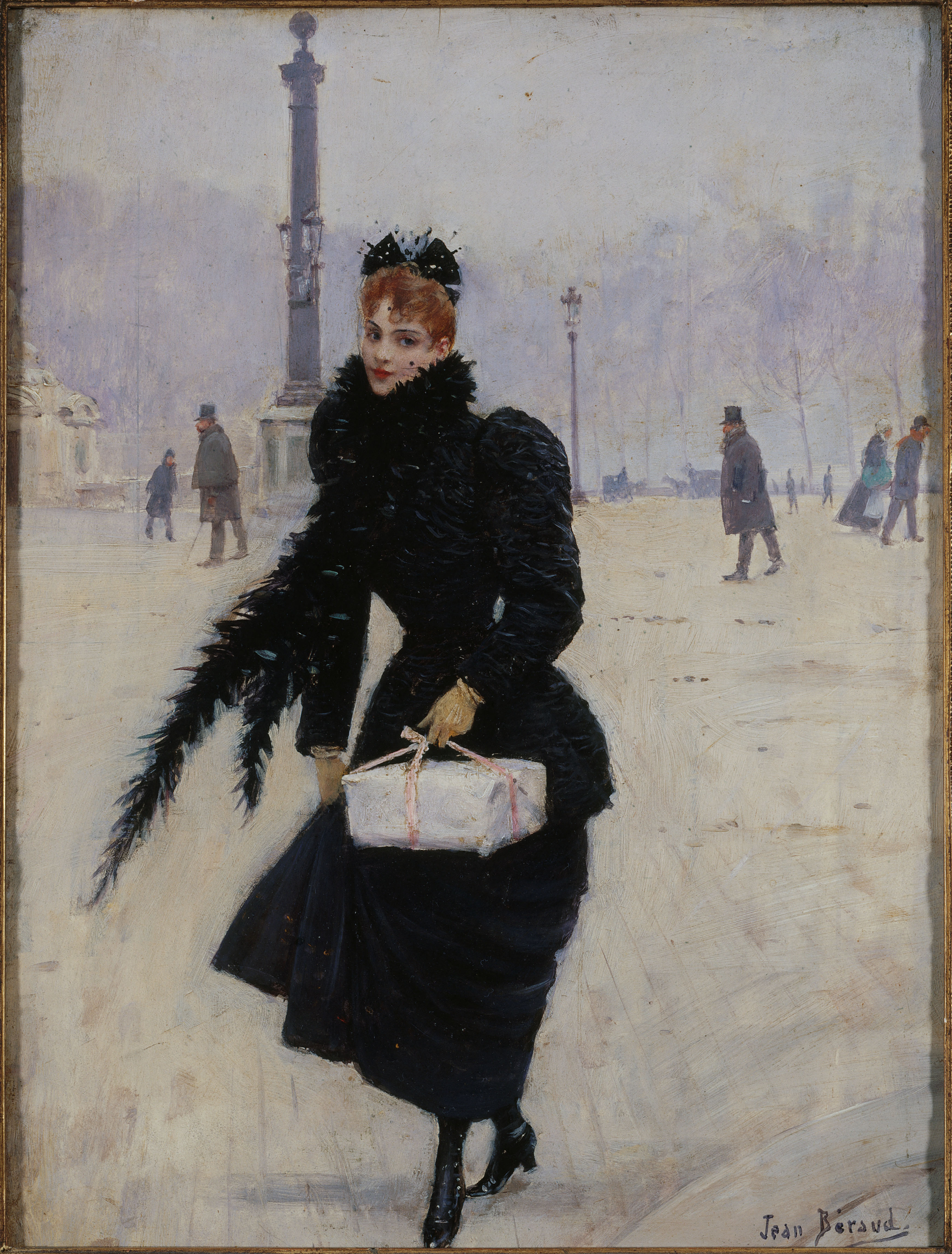 Jean Béraud's Art