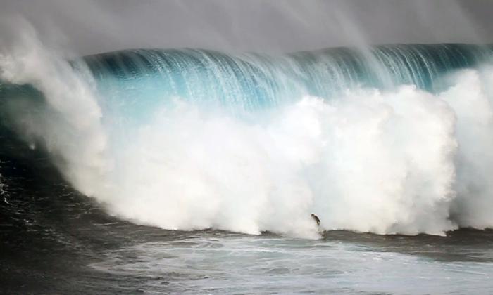the big wave summary