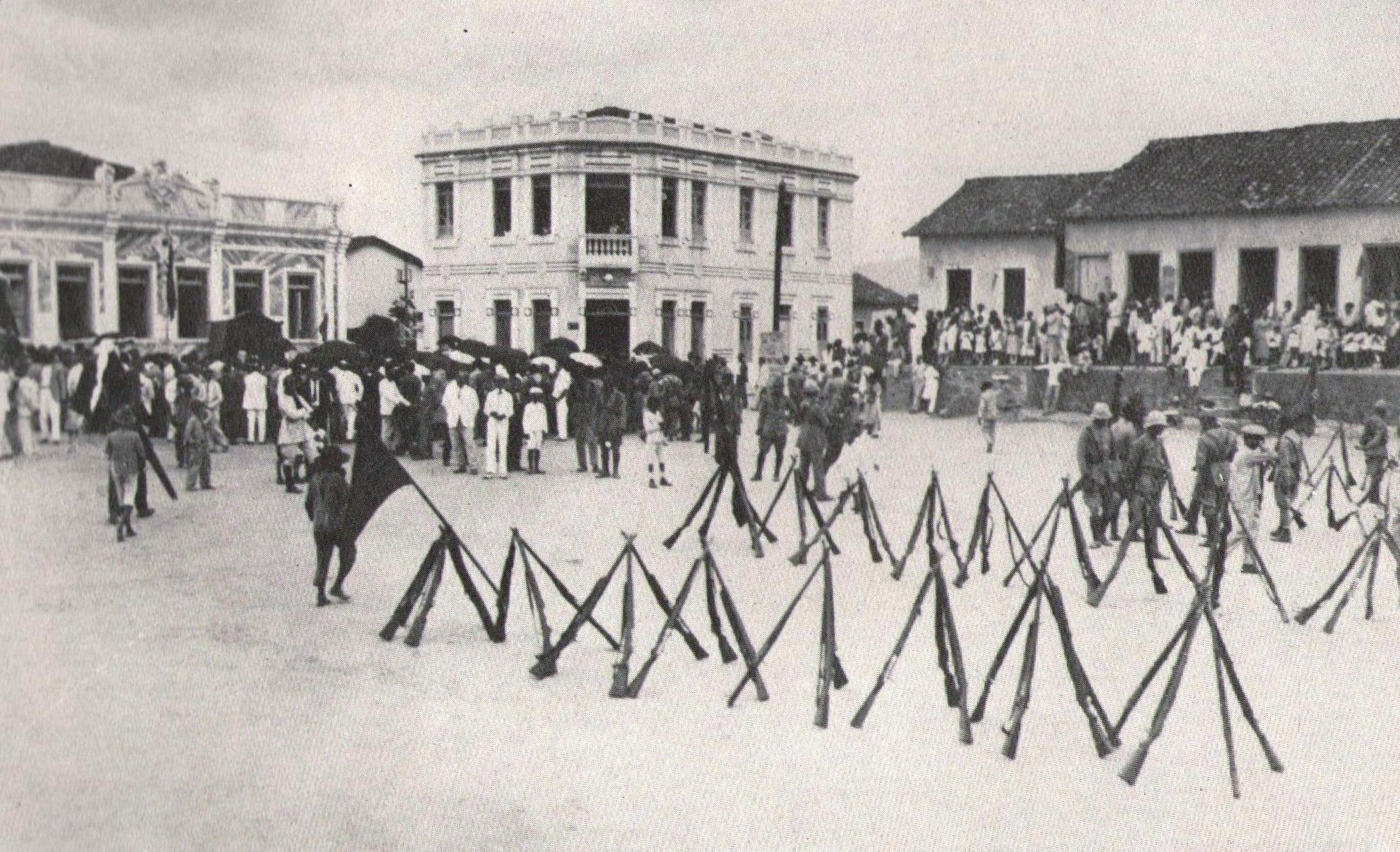 Jequié (BA) durante a Revolução de 1930