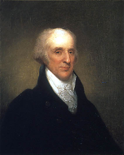 Secretary of War John Armstrong, painted by Rembrandt Peale, courtesy of the National Park Service