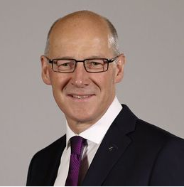 John Swinney Deputy First Minister of Scotland