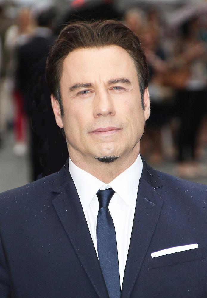 Depiction of John Travolta