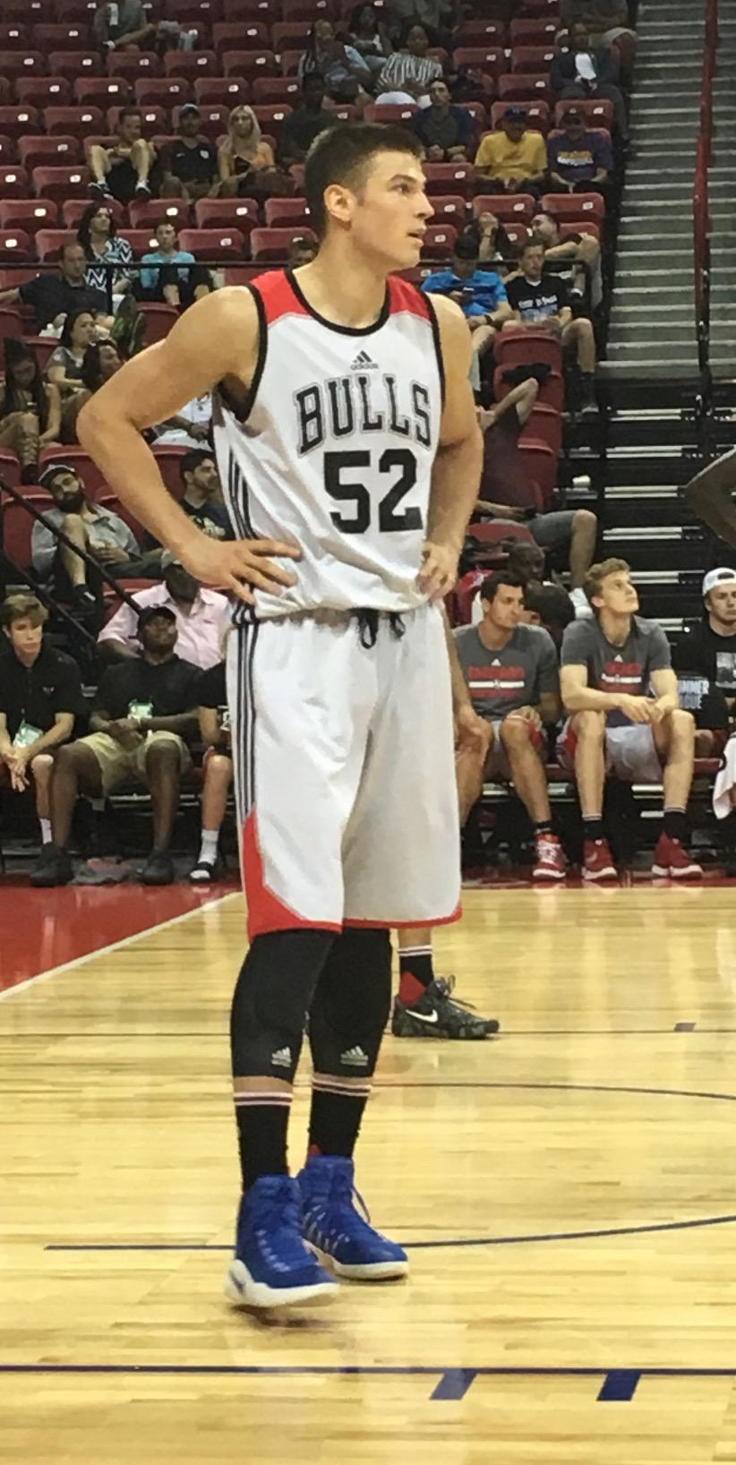 Arlington Career Center >> Nikola Jovanović (basketball) - Wikipedia