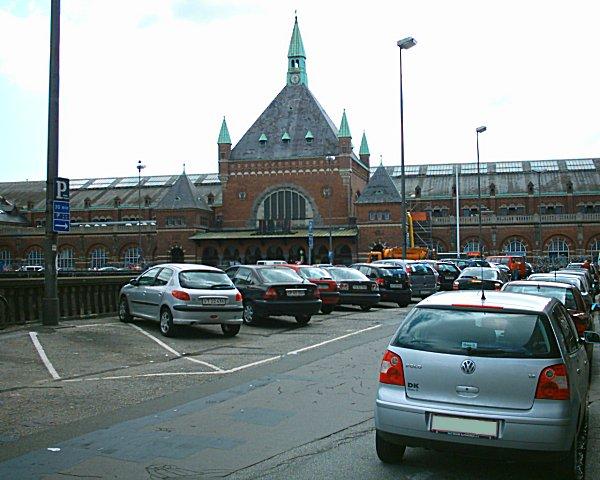 Københavns hovedbanegård – Wikipedia